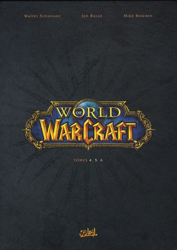 World of Warcraft - Coffret 2 T.4 à T.6 (NED)