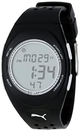 PUMA Women's PU911012002 FAAS Digital Watch