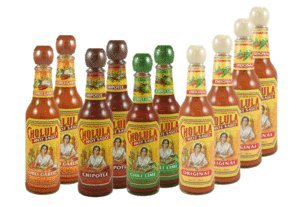Cholula Hot Sauce Variety 10-pack by Cuervo