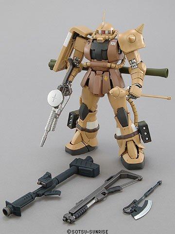 【プロショップ限定】 MG 1/100 ザクVer2.0 川口克己プロデュース仕様 《プラモデル》