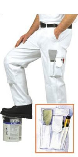 mens-safety-workwear-100-cotton-painters-trouser-with-2-side-pockets-mobile-pocket-knee-pad-pockets-
