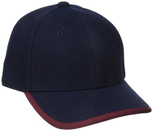 Cappello Uomo Blu Armani Jeans Berretto - Taglia Unica