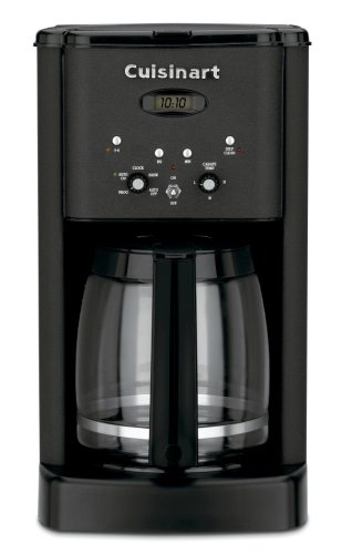 Cuisinart Coffee Maker 220 Volt : Factory-Reconditioned Cuisinart DCC-1200BWFR Brew Central 12-Cup Programmable The blue angle