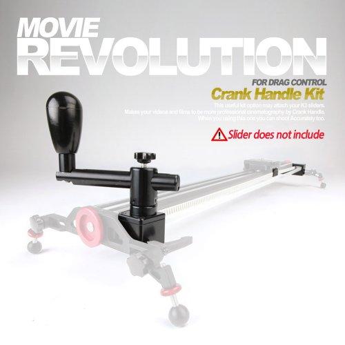 Konova Crank Handle Kit for K2-80cm (31.5inch) Slider / Kchk-280