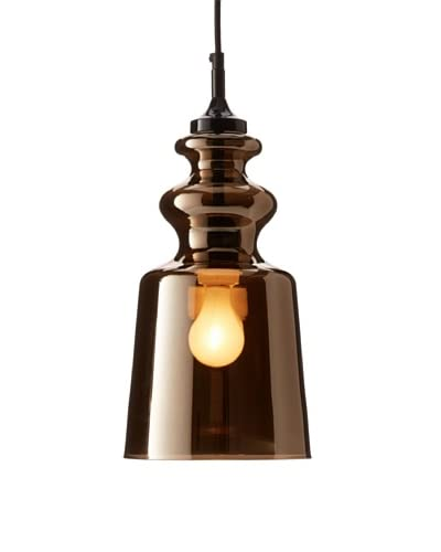 Contardi Cornelia SO Pendant Lamp, Black/Bronze