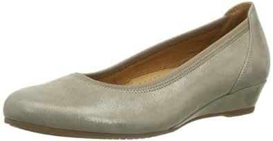 Gabor Shoes Gabor Comfort 82.690.11 Damen Ballerinas, Grau (koala), EU 37 (UK 4) (US 6.5)