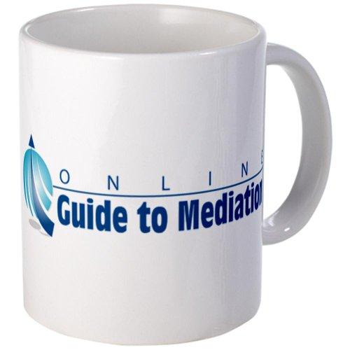 Cafepress Online Guide To Mediation Mug - Standard