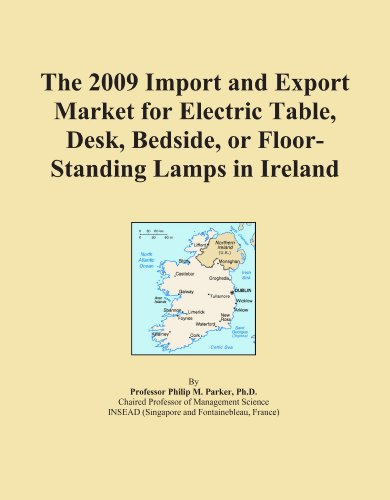 The 2009 Import and Export Market for Electric Table, Desk, Bedside, or Floor-Standing Lamps in Ireland