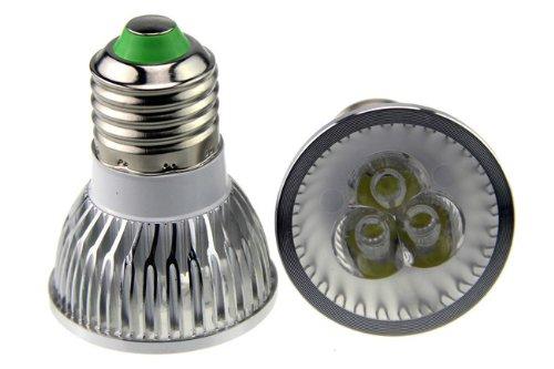 Led Fmw/E26 Mr16 Cree Leds Flood Light Lamp Bulb 3W E26 E27