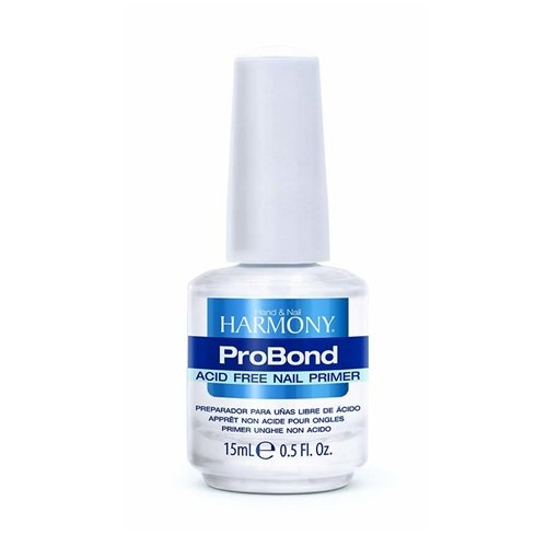 Hand & Nail Harmony Gelish Acid Free PRO Bond - 0.5 oz