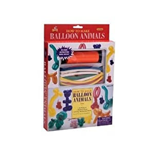 How To Balloon Animal Kit