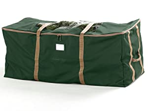 covermates 60 christmas tree storage bag fits 7 5 foot to 11 foot trees. Black Bedroom Furniture Sets. Home Design Ideas