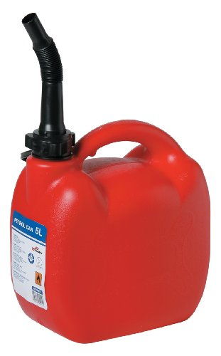 Sumex BIDON05 UN App Petrol Can with Flexible Filler 5 L