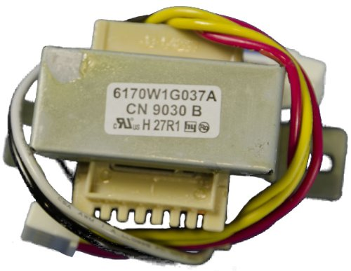 Lg Electronics 6170W1G037A Electric Range Power Transformer