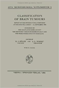 30th August 1st September  1961 (Acta Neurochirurgica Supplement