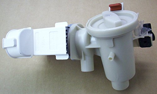Whirlpool Duet **NO FIT DUET SPORT** Washer Water Drain Pump assembly , Only For Models in the Description (Whirlpool Duet Pump Ap3953640 compare prices)