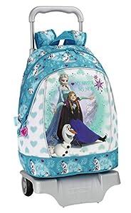Die Eiskönigin Elsa Anna Disney Trolley Trollie Koffer Rucksack 42x32x17 (30)