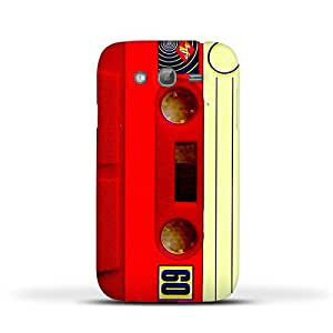 FUNKYLICIOUS Galaxy Grand Back Cover Cassette Tape Bright Design (Multicolour)