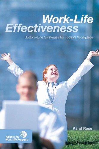 Title: WorkLife Effectiveness BottomLine Strategies for T
