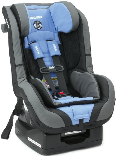 Fantastic Deal! RECARO ProRIDE Convertible Car Seat, Blue Opal