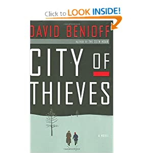 City of Thieves  A Novel