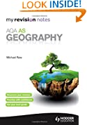 My Revision Notes: AQA AS Geography (MRN)