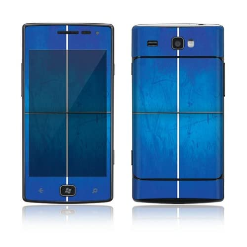 Ping Pong Table Decorative Skin Cover Decal Sticker for Samsung Focus Flash SGH i677 Cell Phone