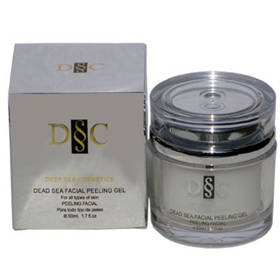 DEEP SEA COSMETICS FACIAL PEELING GEL – DEAD SEA