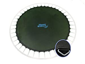 """14' Trampoline Jumping Mat fits for 14 FT. Round Frames with 84 V-Rings for 8.5"""" Springs (springs not included)"""