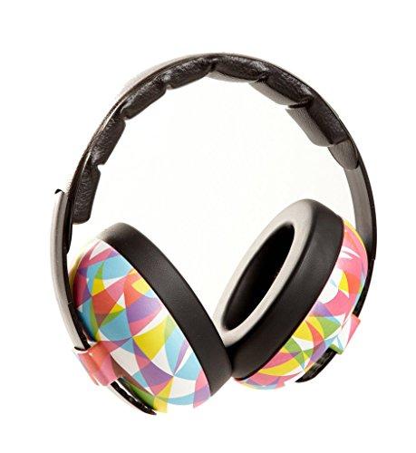 BANZ BABY EAR DEFENDERS, cuffie paraorecchie di protezione acustica per bambini dai 0 ai 3 anni. ( Geo )