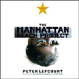 The Manhattan Beach Project Audiobook