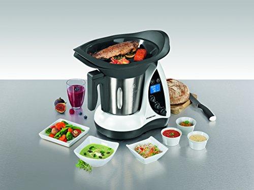 Gourmet maxx tu robot de cocina - Robot de cocina gourmet ...