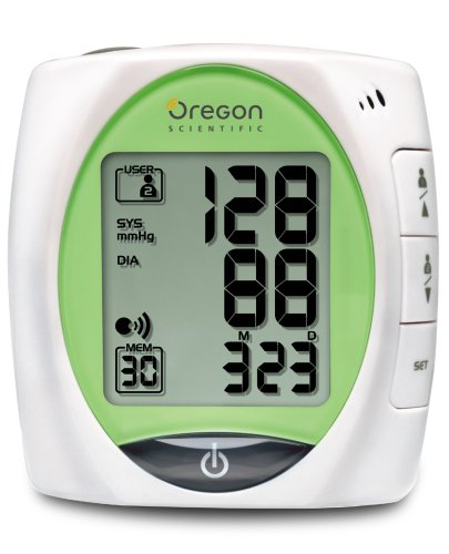 Oregon BPW810N Talking Blood Pressure Monitor