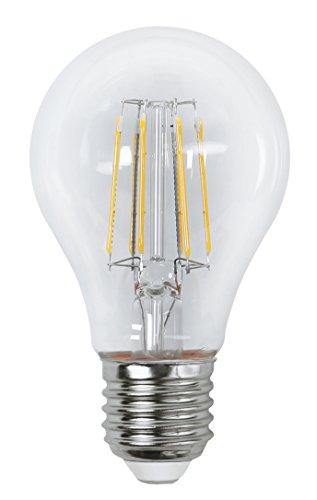 Star 352-31, attacco Edison E27, 7 W, a LED, luce a incandescenza, colore: bianco