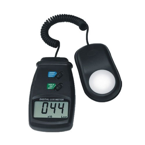 Digital Lux Photo Light Meter Luxmeter (free case & battery)