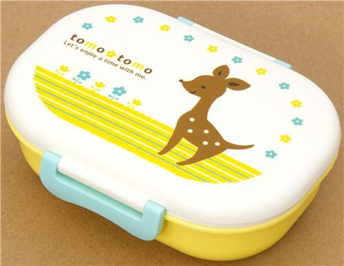 cute deer Bento Box Lunch Box kawaii - 1