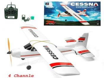 4-Ch RC Cessna Airplane Deals