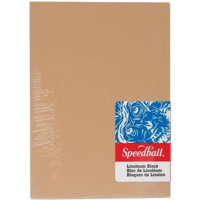 Speedball Linoleum Block-5X7