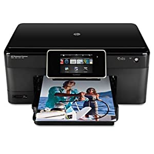 Photosmart Premium C310a Wireless All-in-One Inkjet Printer, Copy/Print/Scan (HEWCN503A) Category: Inkjet All-In-One Machines