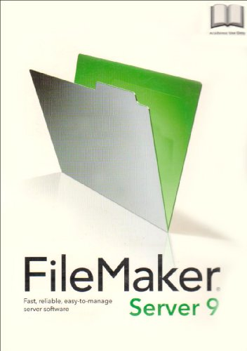 Filemaker Server 9.0, Education Edition
