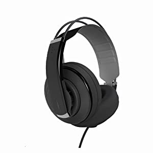 Superlux HD-681 EVO Black Professional Monitor Headphones