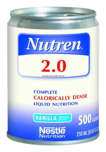 Special 1 Pack Of 10 - Nutren 2.0 Nes9871616230 Nestle Nutritional