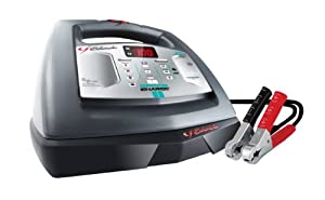 Schumacher XC75 SpeedCharge 2/10/20/75 Amp Battery Charger with Engine Start