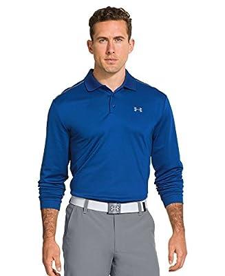 Under Armour Men's UA ColdGear® Infrared Performance Long Sleeve Polo