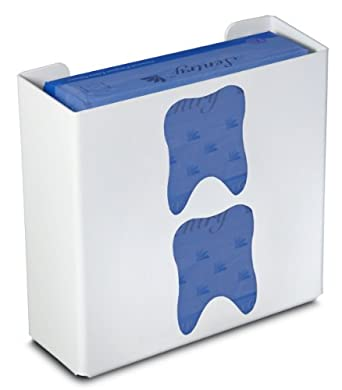 "TrippNT 51054 Priced Right Double Glove Box Holder with Tooth, 11"" Width x 10"" Height x 4"" Depth"