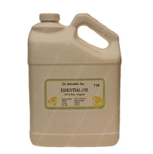 Cornmint Essential Oil 7 Lb / One Gallon Organic 100% Pure