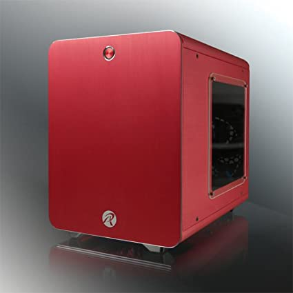 Raijintek 0R200007 Boîtier PC Rouge