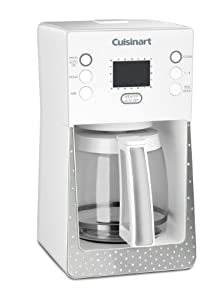 Amazon.com: Cuisinart Crystal SCC-1000W Limited Edition Perfec Temp 14-Cup Programmable ...