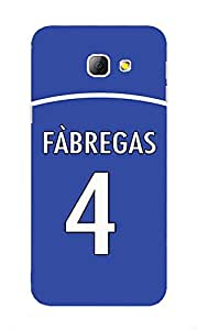 Back Cover for Samsung Galaxy A7 2016 Fabregas