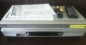 JVC VCR HR-J693U Stereo VHS Video Recorder